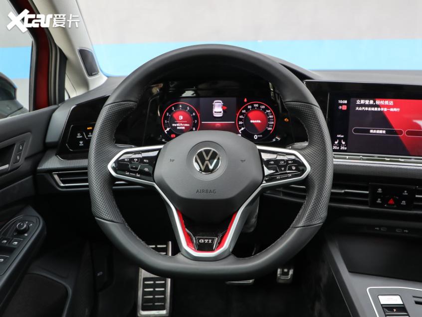 一汽-大众2021款高尔夫GTI