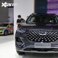 新车资讯:重庆车展:瑞虎8 PLUS六座版14.59万起