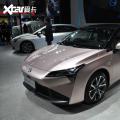新车资讯:重庆车展广汽埃安AION S Plus正式亮相