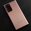 三星Galaxy Note 20 Ultra成为全球最畅销的5G智能手机