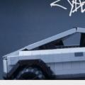 乐高特斯拉赛博卡车迷模型获得10,000票成为现实