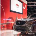 2021年丰田汉兰达增加了运动型XSE内饰