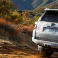 丰田4Runner SUV的TRD越野车型曾被称为Trail Edition