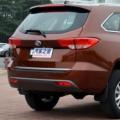 Lanfu是Foday品牌有史以来最大的SUV
