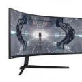三星的新型Odyssey大型游戏显示器将使您的办公桌和钱包疲劳