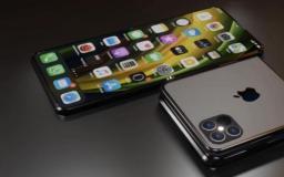 苹果可能已经选择了可折叠iPhone的设计