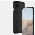 通过渲染显示的谷歌Pixel 5a设计看起来与Pixel 4a类似