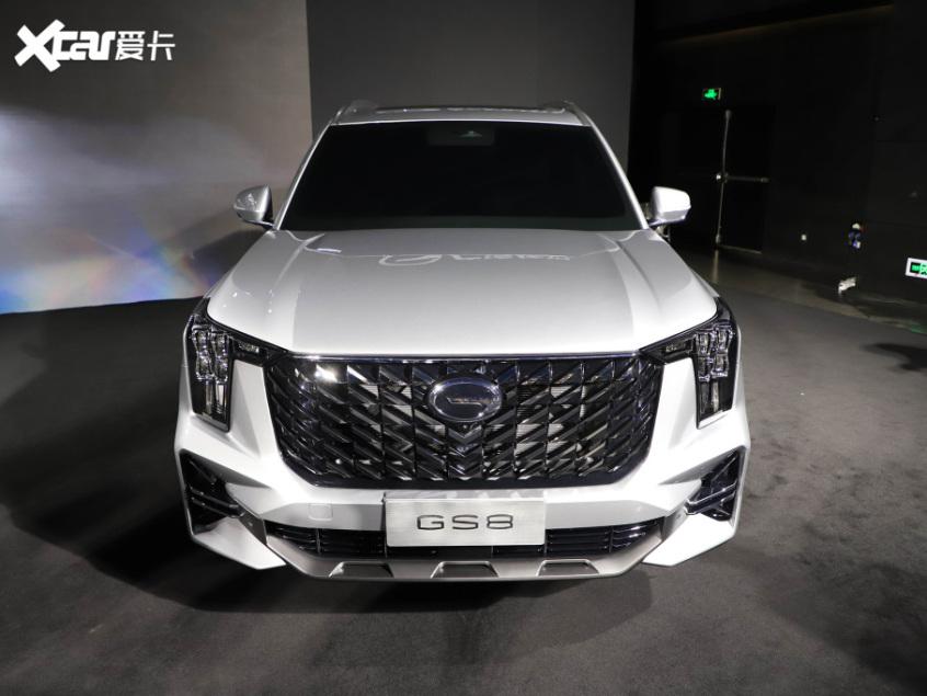 广汽乘用车2022款传祺GS8